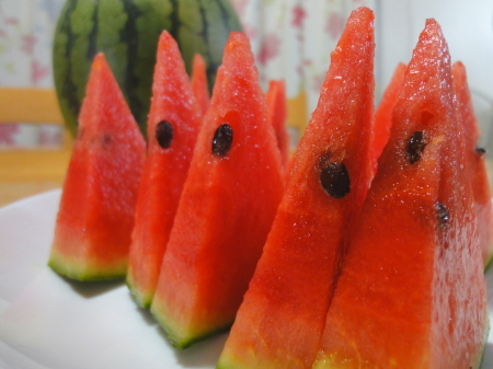 夏野菜、続々入荷!^^;
