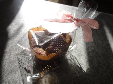 チョコカップケーキ♪^^