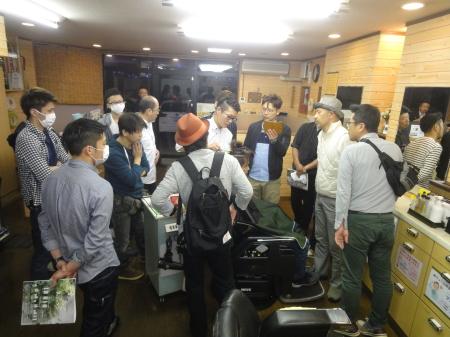 倉敷理容組合・青年部、技術講習会開催!