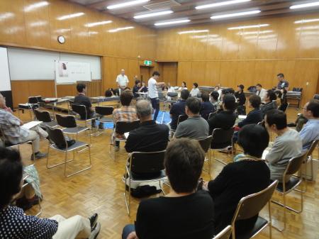 理容組合 衛生・技術講習会開催!