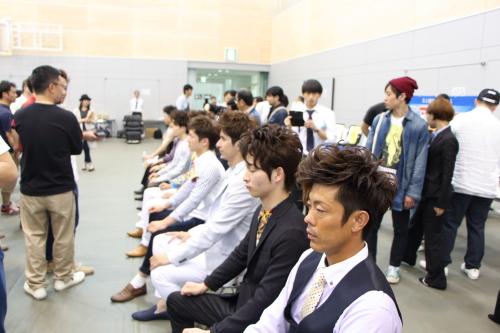 岡山県理容競技大会2018
