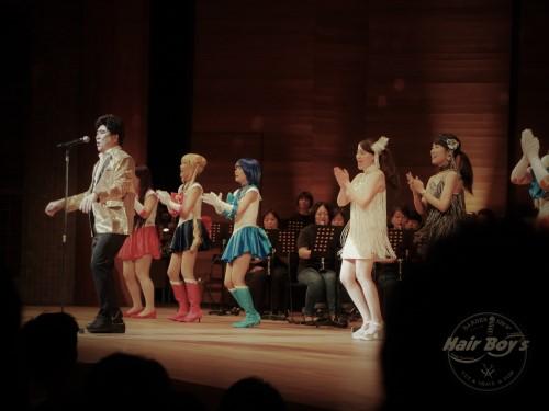 水島吹奏楽団・定期演奏会見てきました!^^